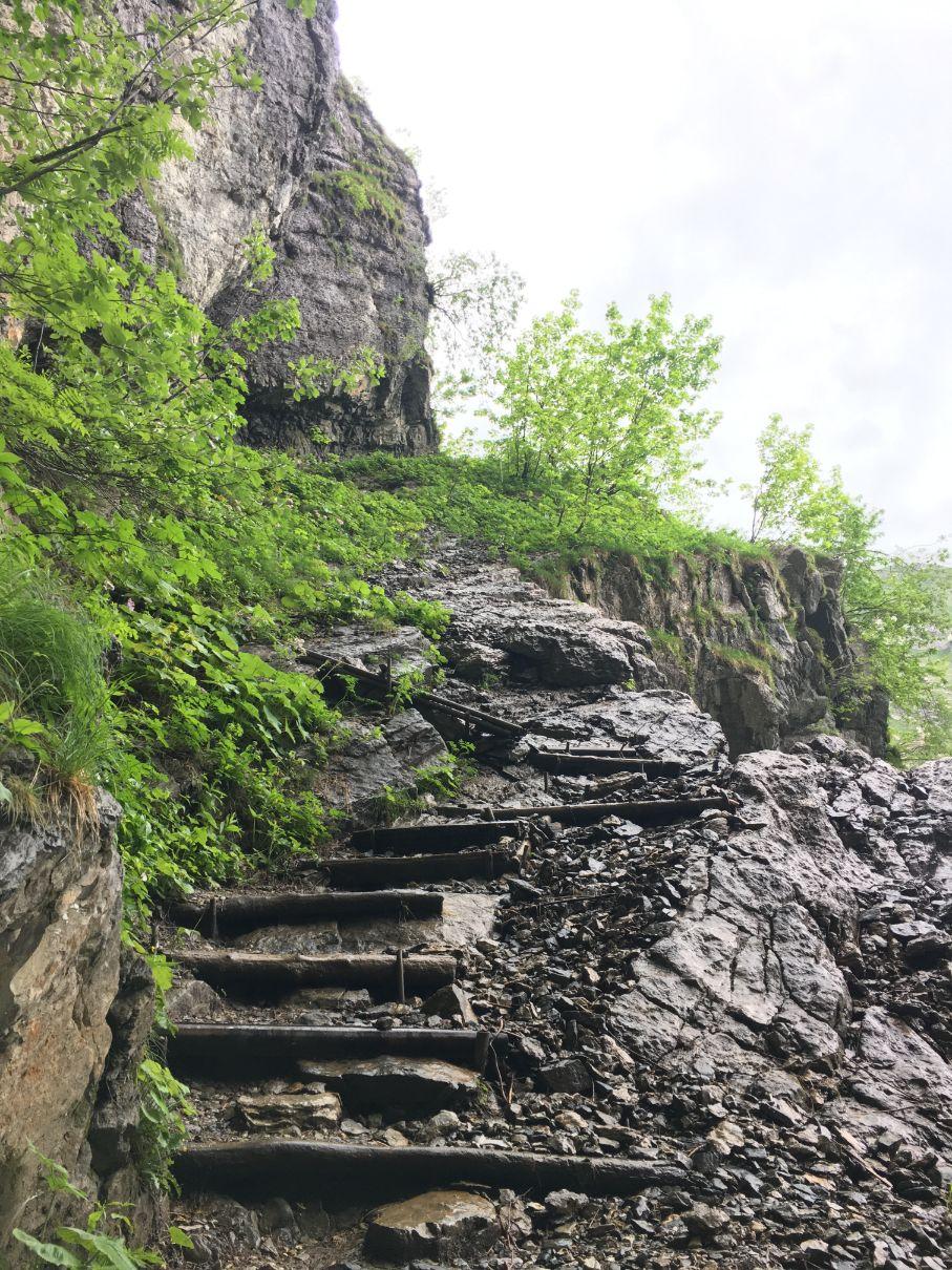 Meglisalp hike