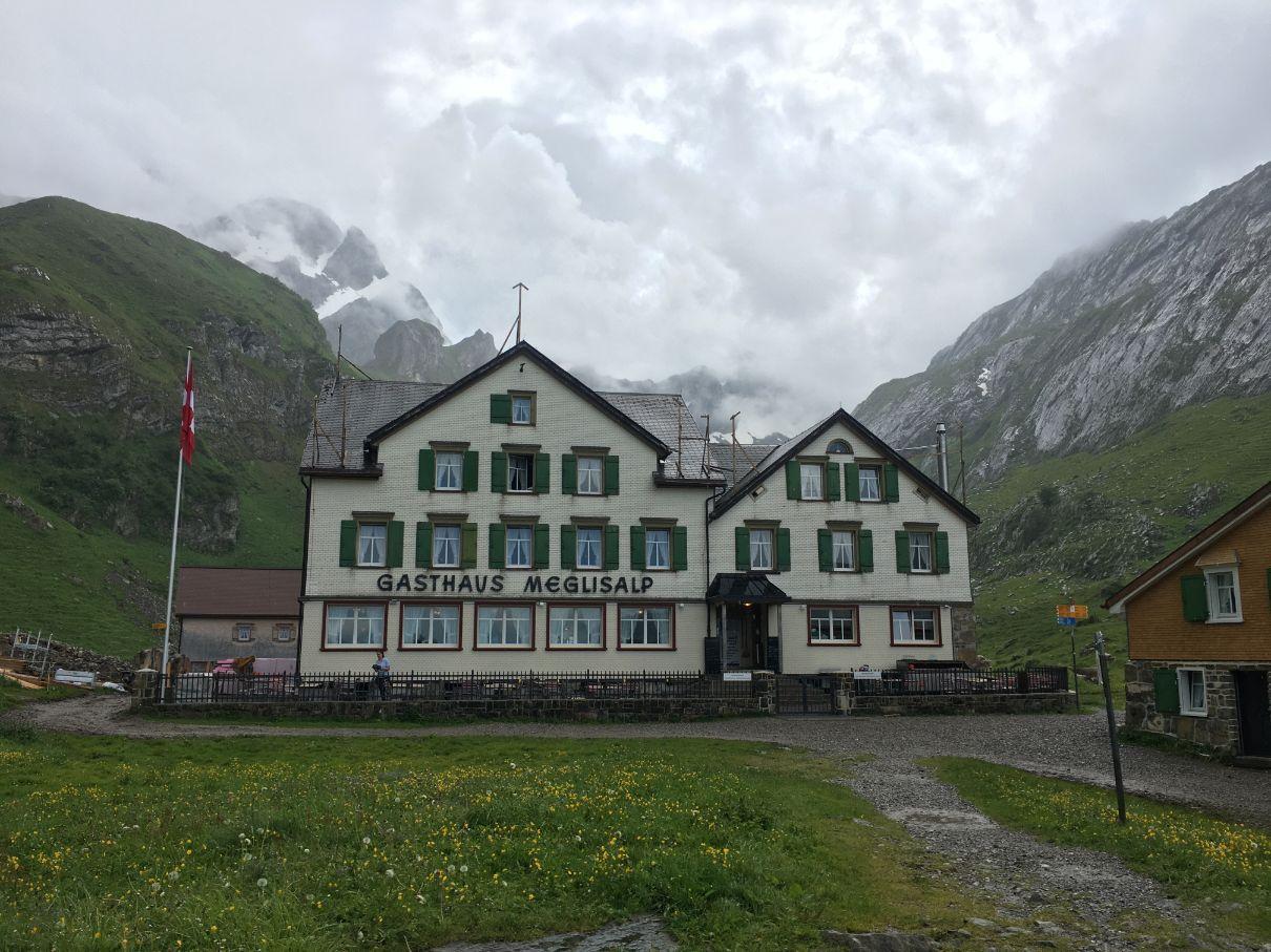 Meglisalp berggasthaus