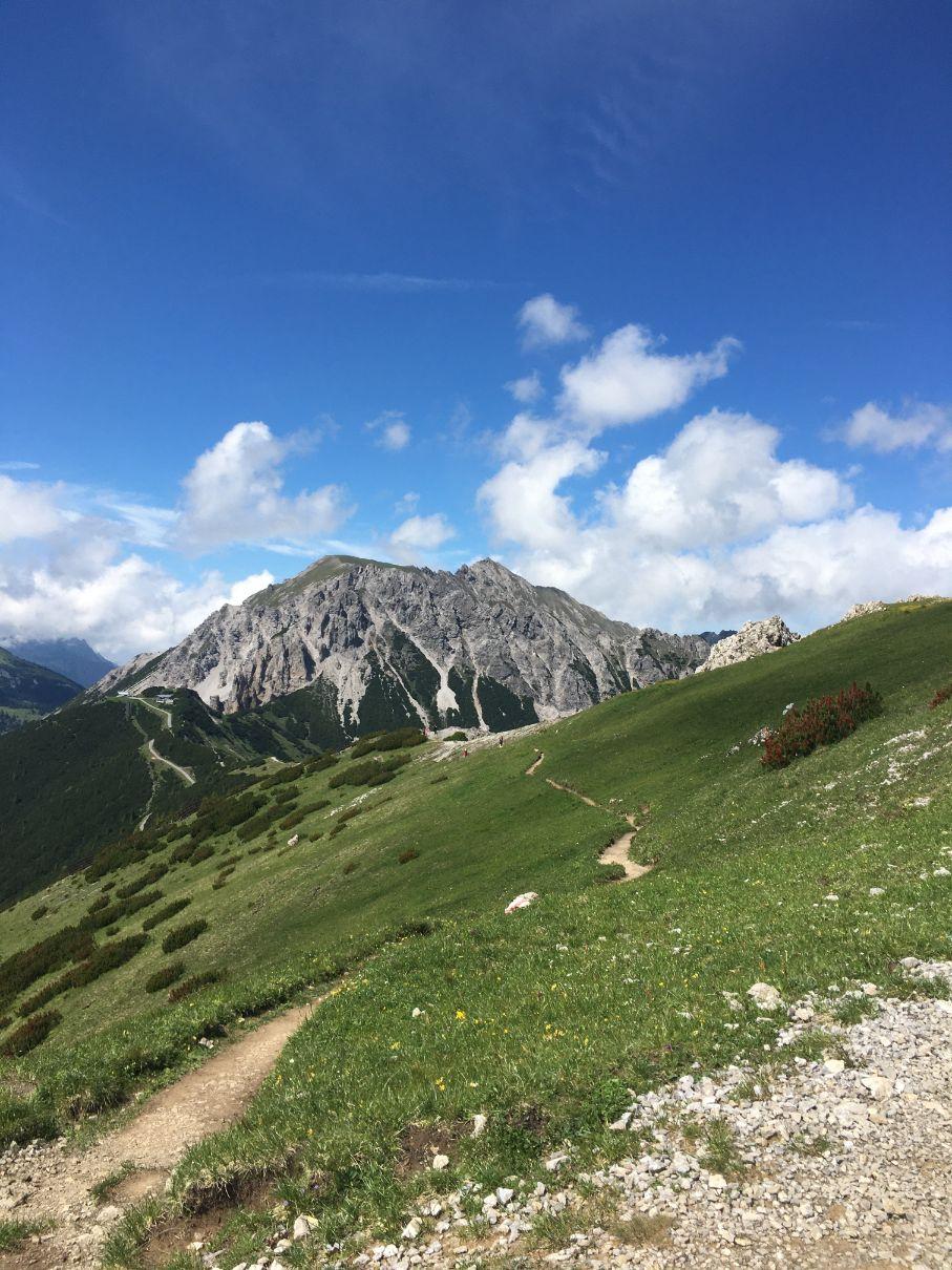 Hiking in Liechtenstein