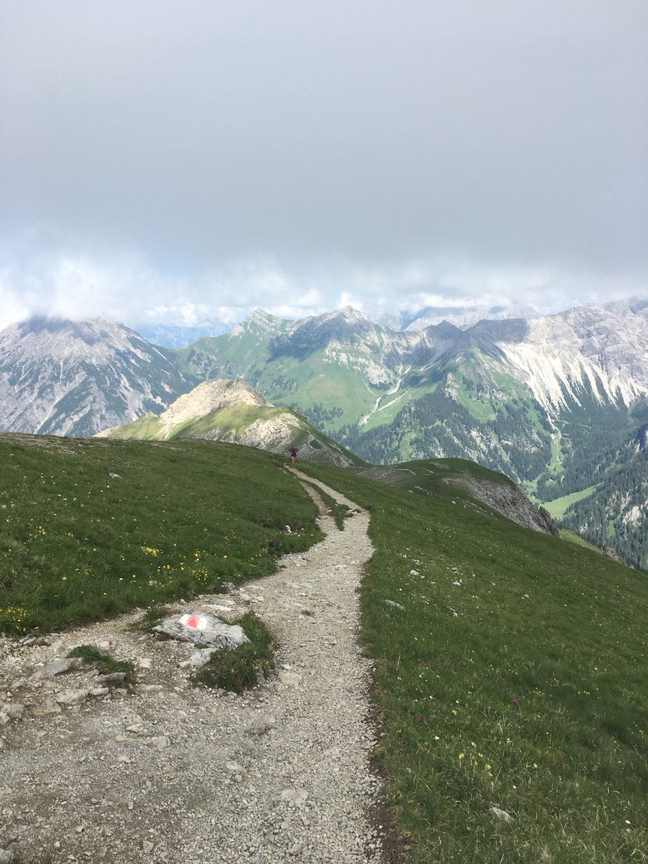 Hike in Malbun