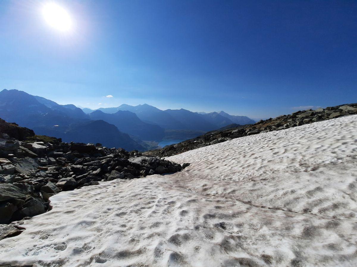 Pizzo Tambo hike
