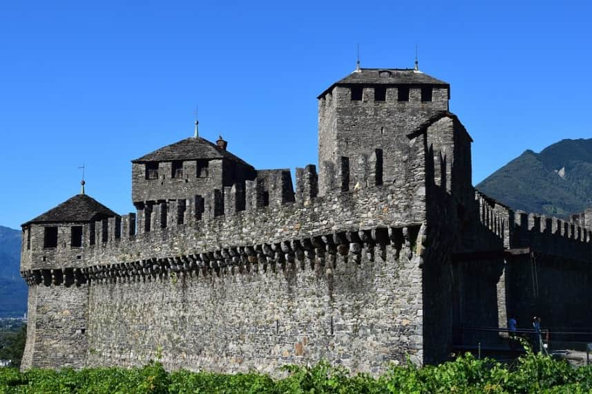 Castel di Bellinzona