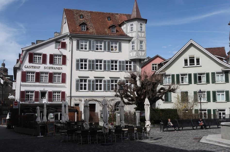 St. Gallen Old Town
