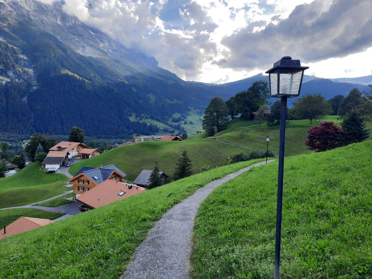 Panoramaweg, Grindelwald