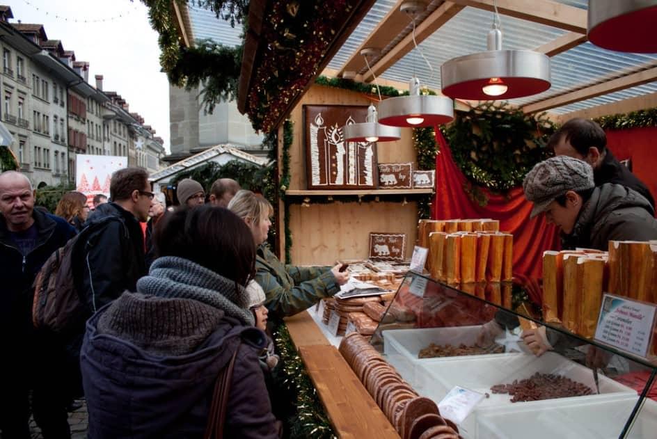 Bern Christmas Market