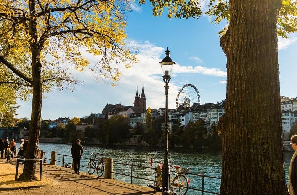 Living in Basel, Switzerland