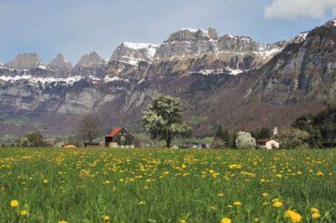 Switzerland in April Guide