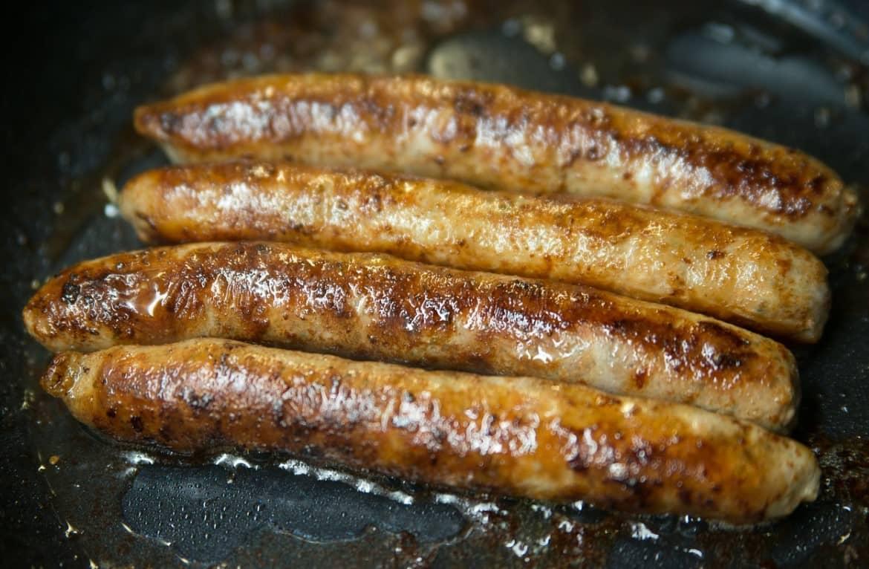 Swiss sausage