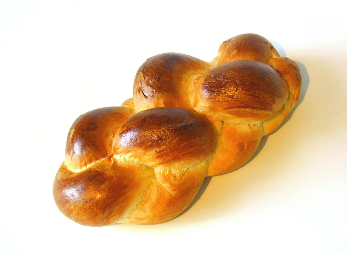 Zopf Swiss bread