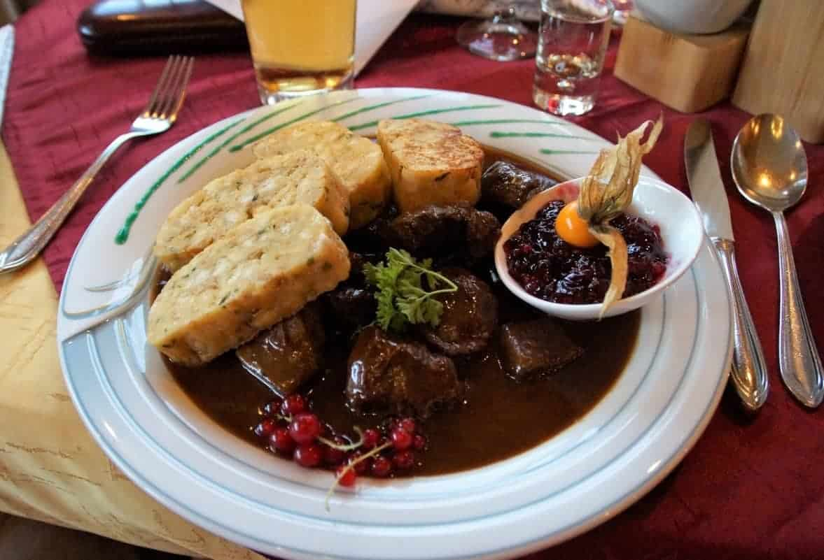 Tyrolean food