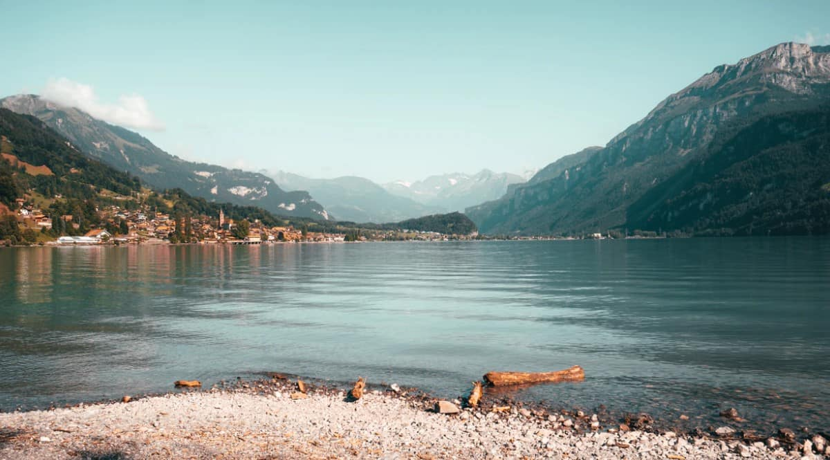 Lake Brienz camping