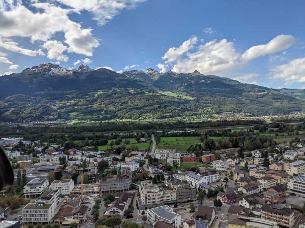 Getting around Liechtenstein