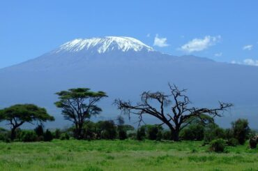 best hiking places in Kenya