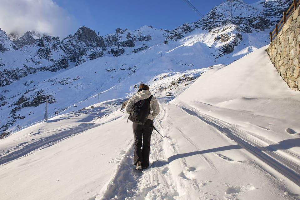 Glacier Walk Tufjord