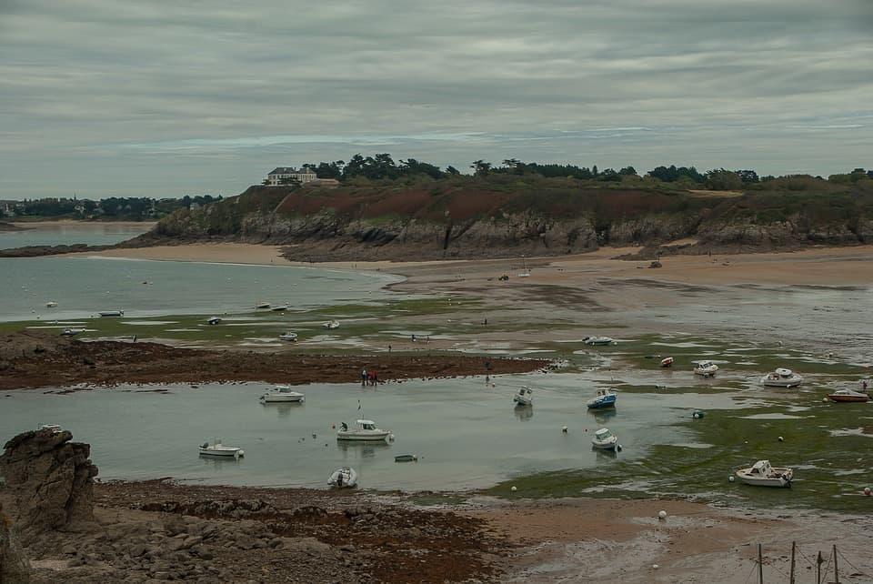 Brittany's Coastline