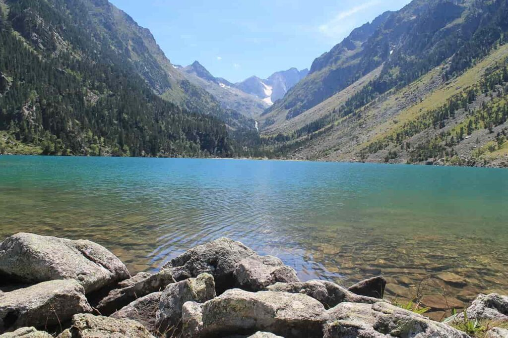 Lake Gaube