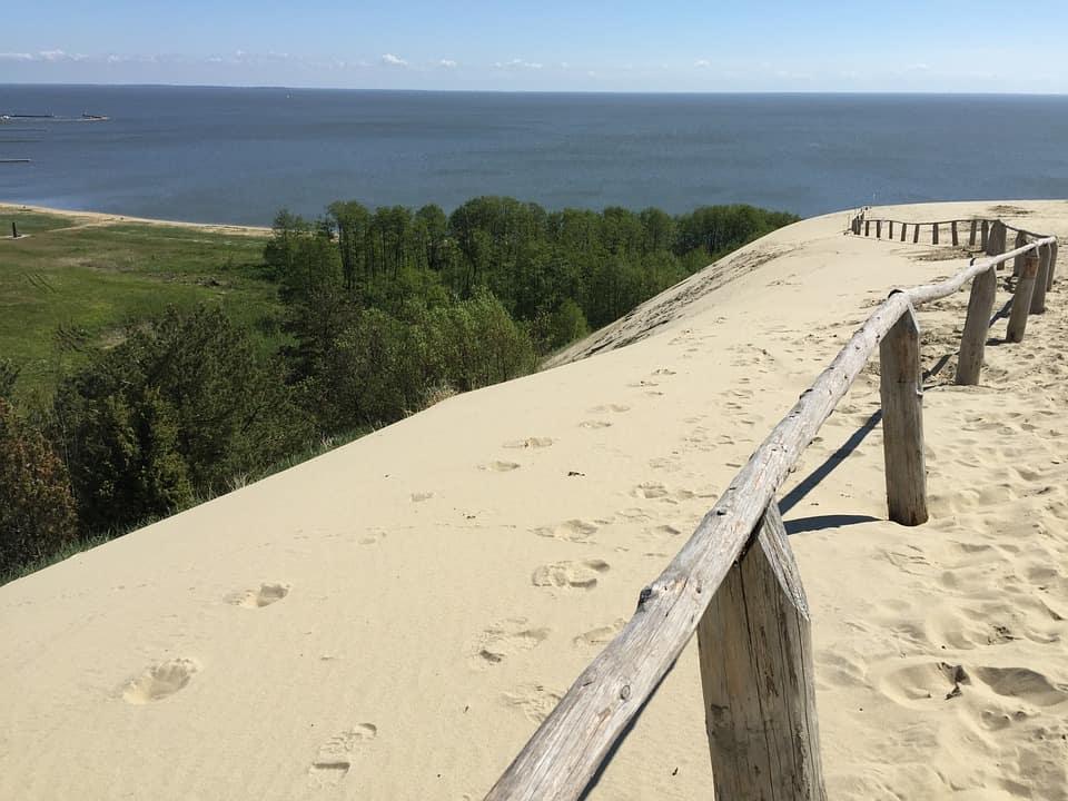 Lithuanian dune