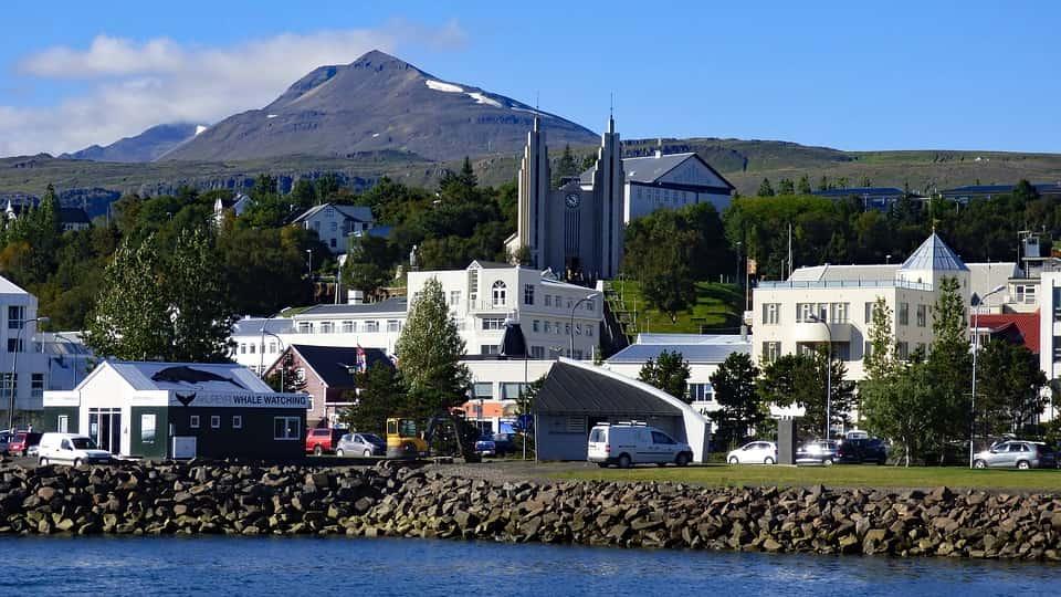 Akureyri activities
