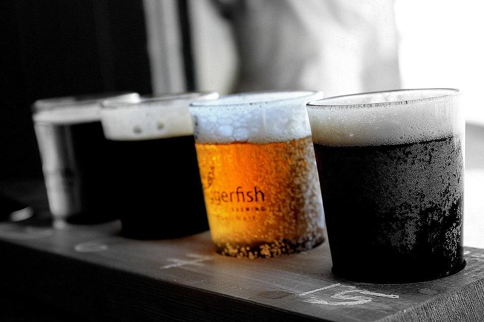 Black Icelandic Beer