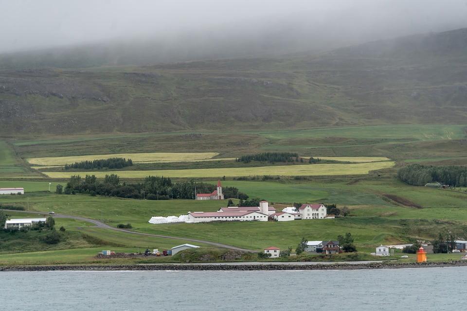 Iceland farms