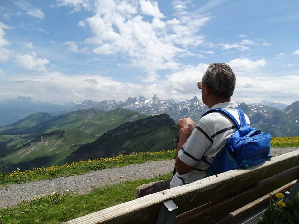 Murren Hiking