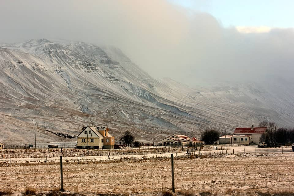 When to visit Iceland farms?