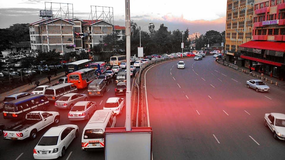Transport in Nairobi
