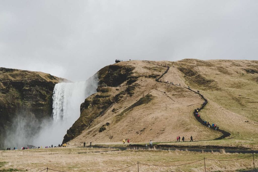 Weed tourism in Iceland