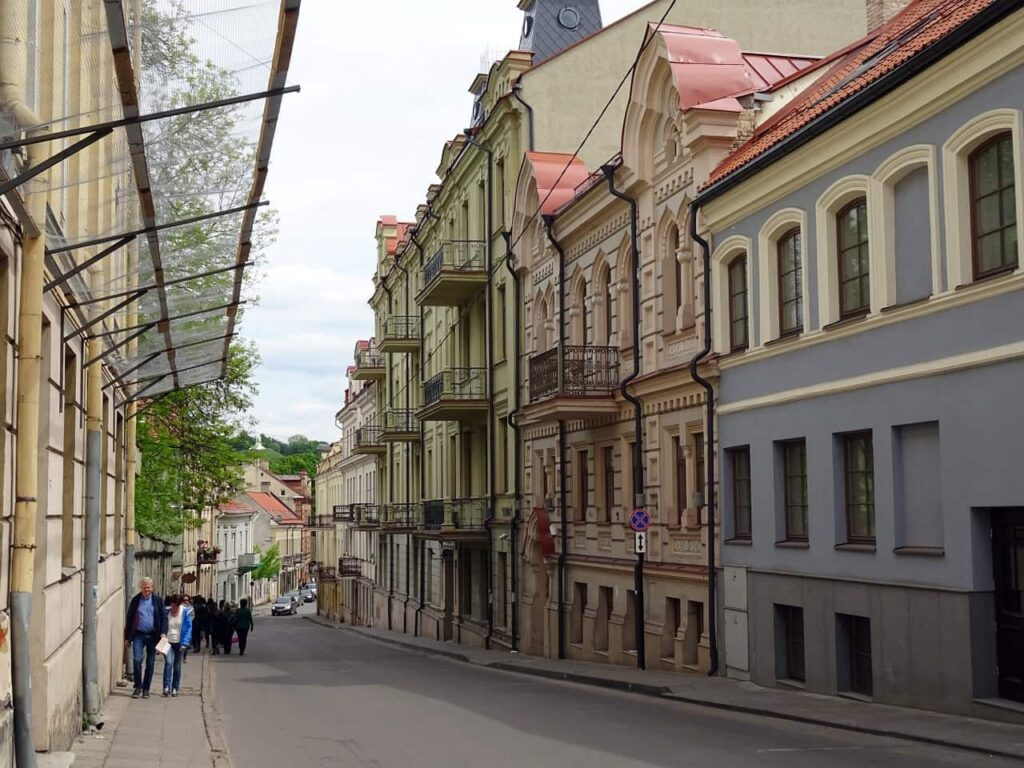 Accommodation in Lithuania