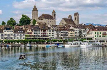 lucerne or Zurich