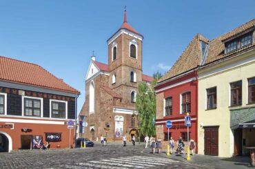 Things to do in Kaunas, Lithuania