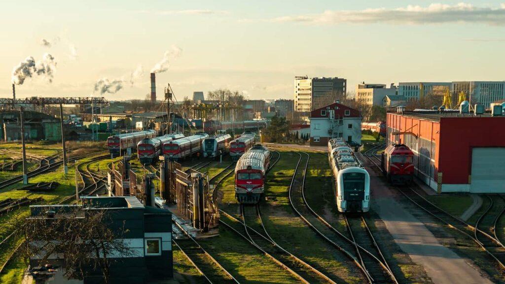 Transportation in Vilnius