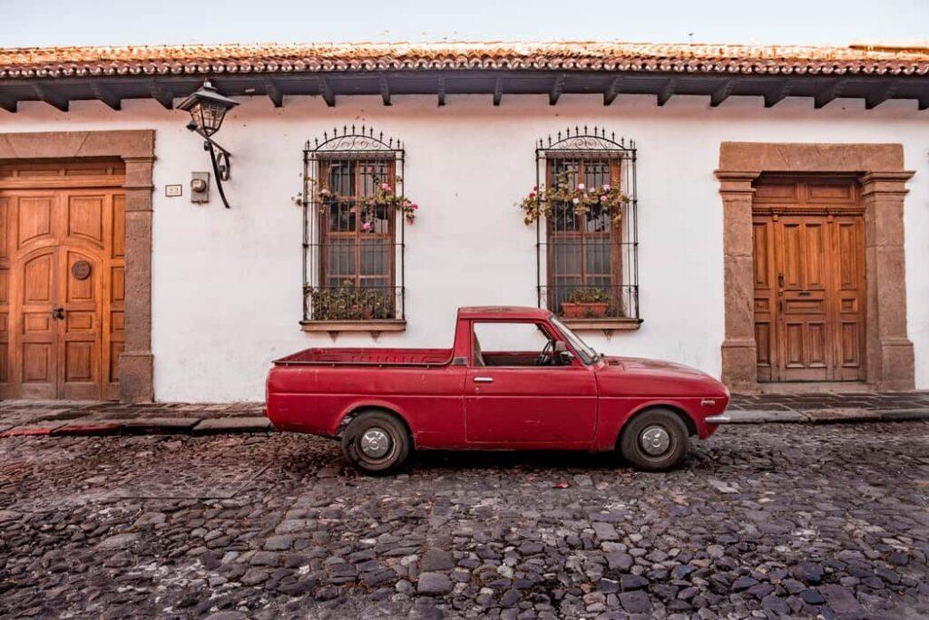 antigua car
