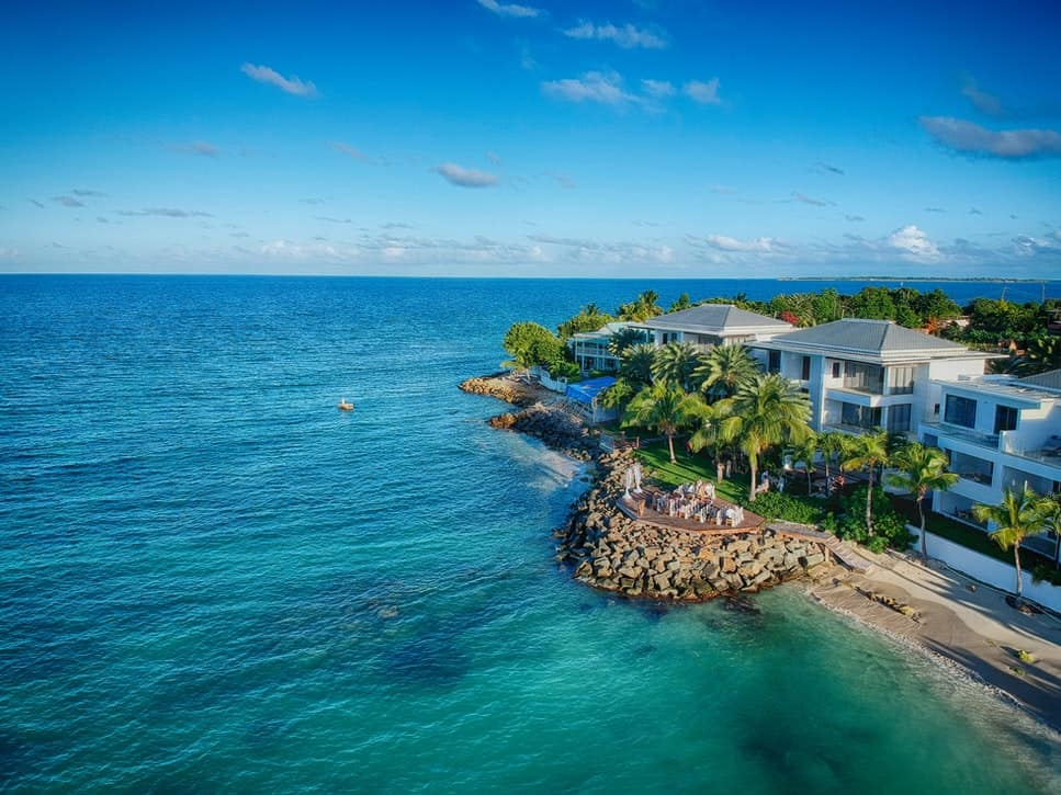 Antigua accommodation
