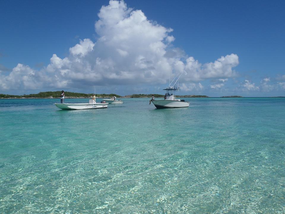 Bahamas water taxi
