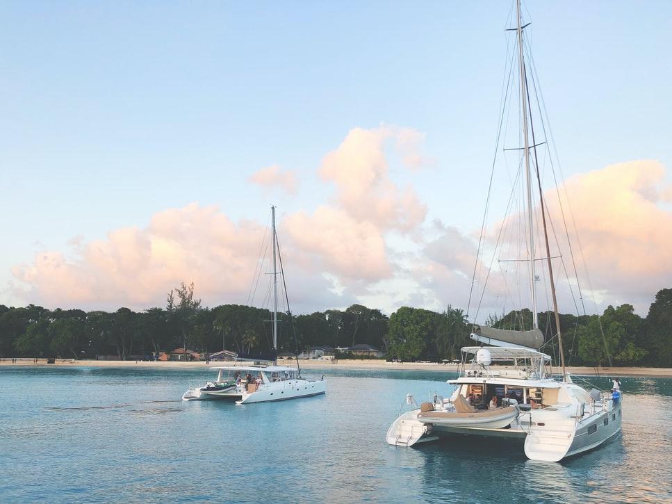 Barbados boat