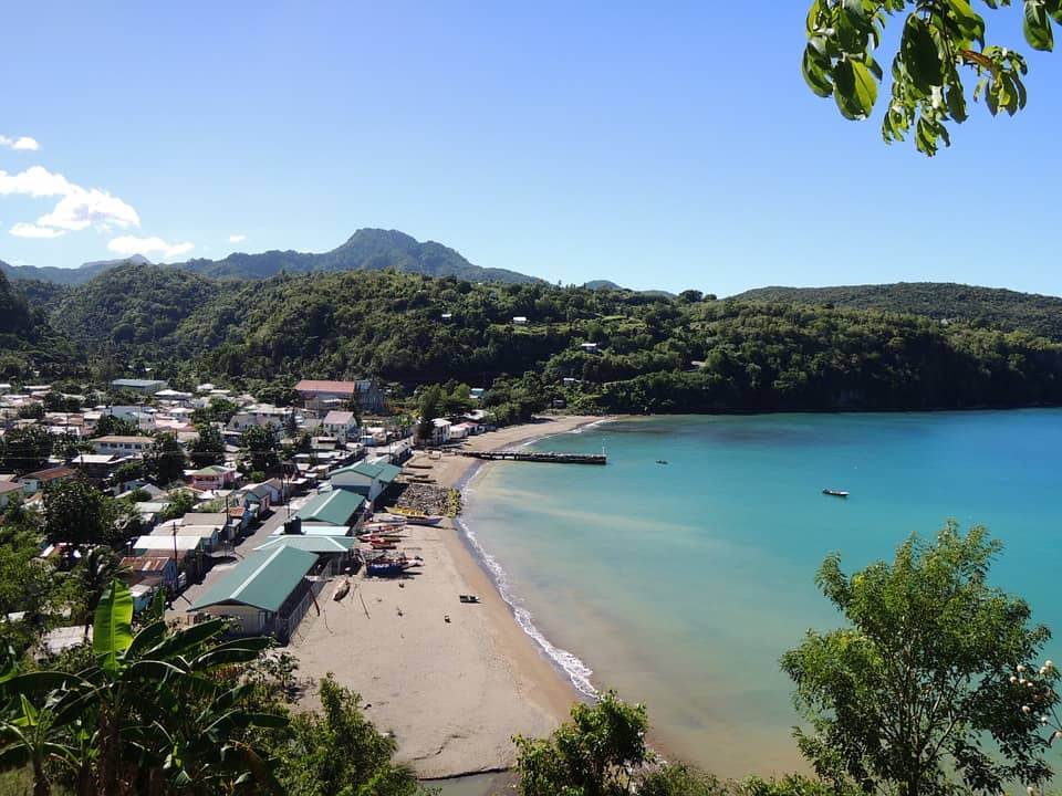 Best time to visit St. Lucia