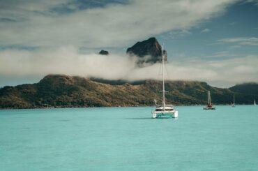 the cook islands or bora bora