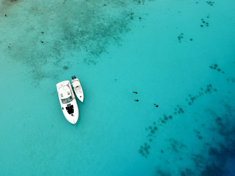 Curacao boat