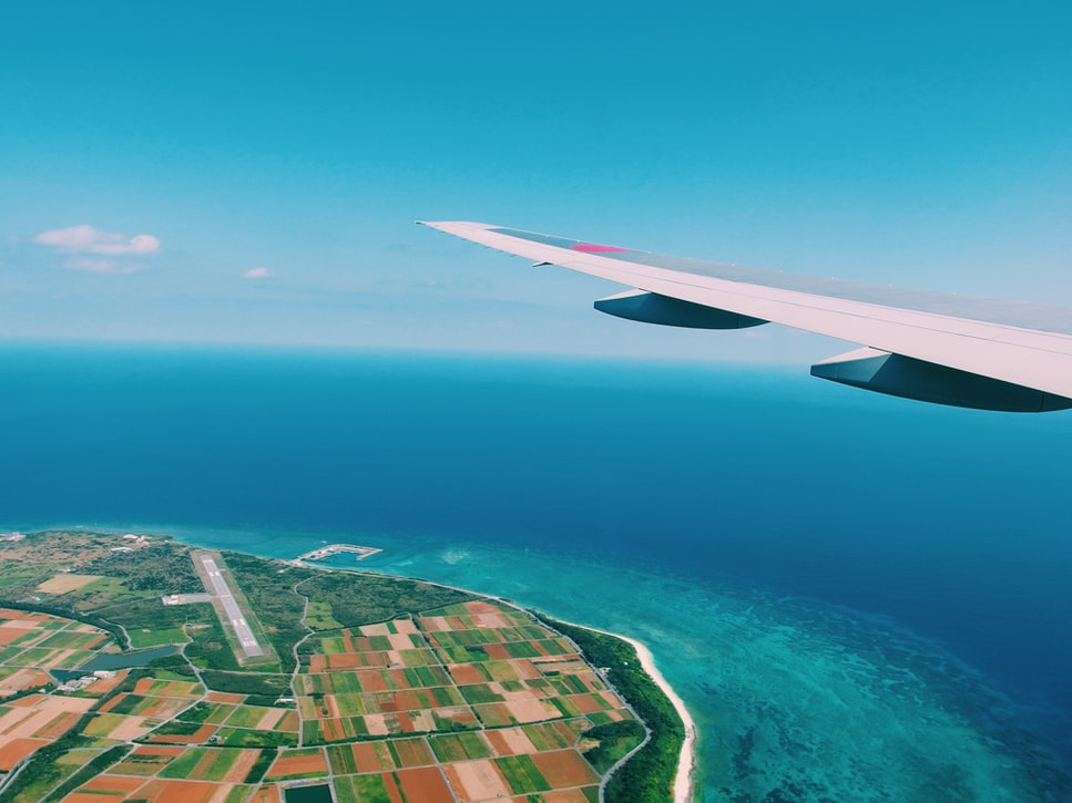 Bonaire plane