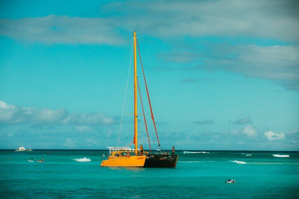 hawaii boat