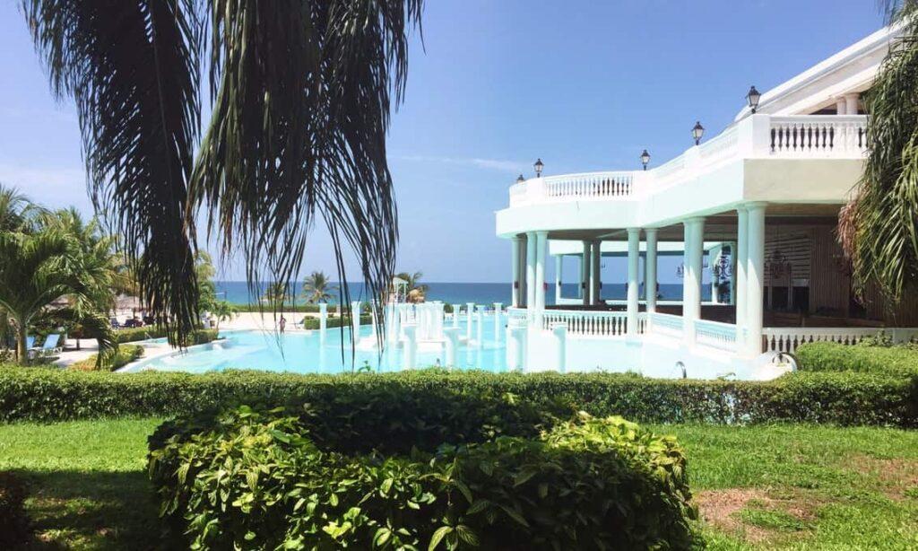 Jamaica luxury hotel