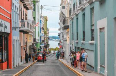 Jamaica or Puerto Rico