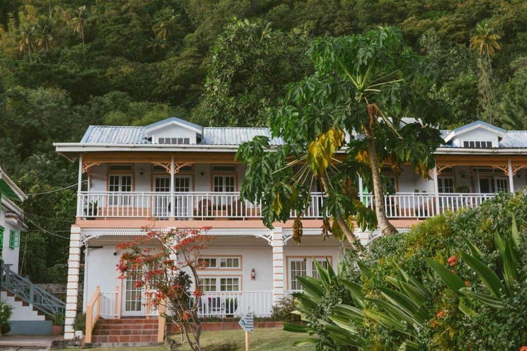 St. Lucia accommodation