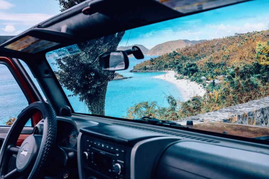 St. Lucia drive