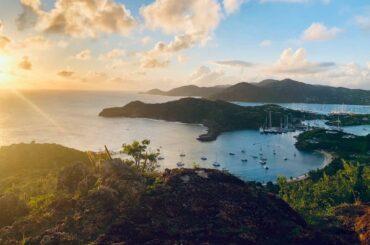 St. Lucia or Antigua