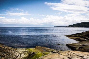 Fjords in Canada